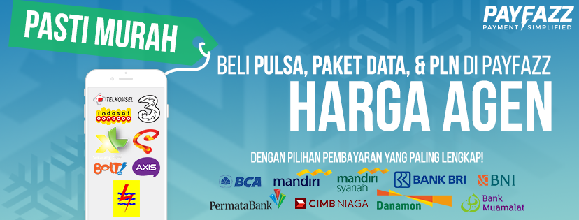 Payfazz Agen Pulsa Ppob Multy Payment System Berbasis Aplikasi Android Smartphone