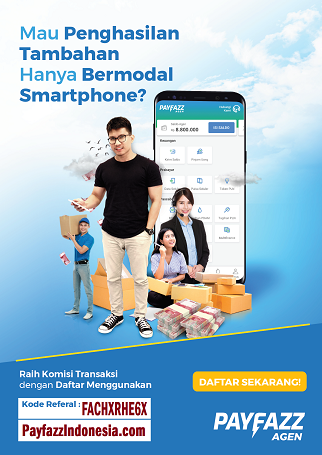 BISNIS PAYFAZZ – AGEN PULSA PPOB MULTY PAYMENT SYTEM  BERBASIS APLIKASI ANDROID/SMARTPHONE